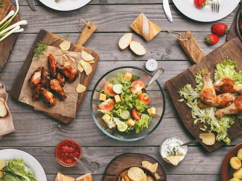 Propuesta de comidas de verano para toda la familia