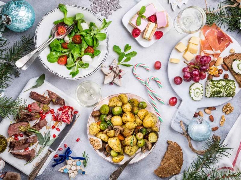 Cómo afrontar la Navidad saludablemente