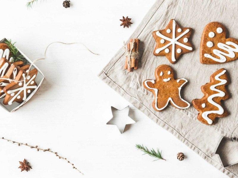 Recetas navideñas para hacer con los más pequeños