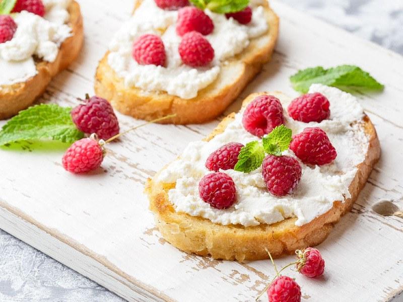 5 Desayunos equilibrados con pan turris