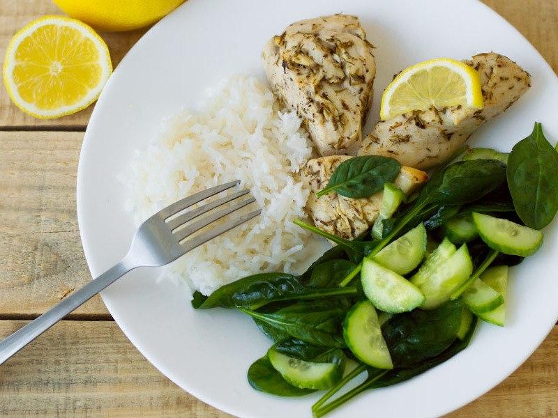 ¿Qué es el método del plato saludable?