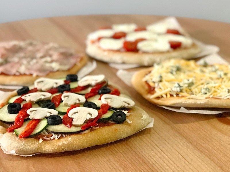 Ideas deliciosas para descubrir las nuevas Bases de Pizza Turris
