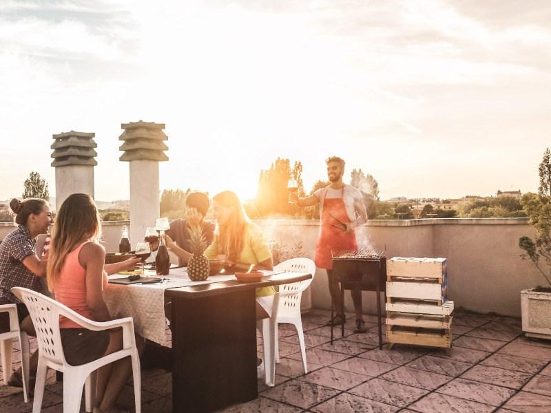 Cenas de verano para ser el anfitrión ideal