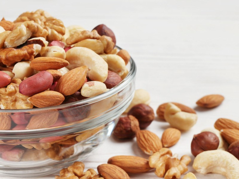 Frutos secos: beneficios de un alimento de temporada