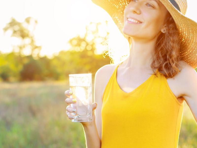 Consejos de alimentación para proteger la piel del sol