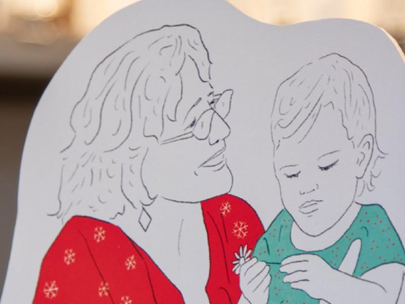 Los escaparates de Turris: arte visual a pie de calle para una Navidad diferente